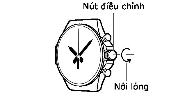 Cách tháo núm chỉnh giờ đồng hồ đeo tay tưởng khó mà dễ