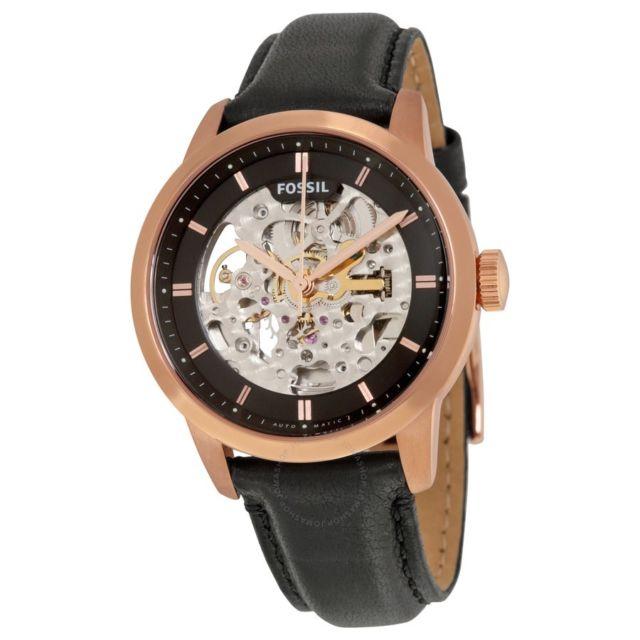 Đánh giá cách sử dụng đồng hồ Fossil Automatic