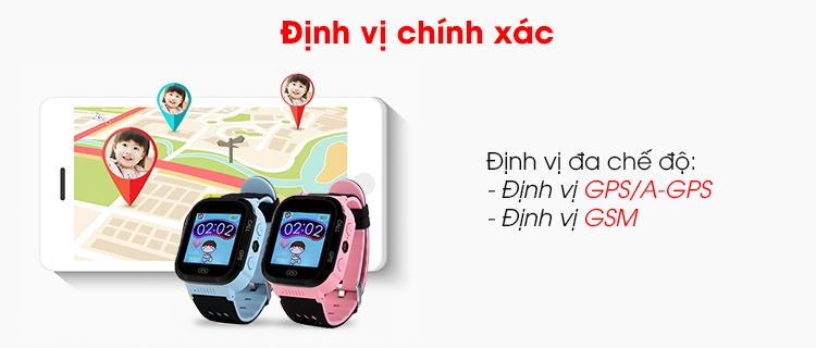 Giải mã đồng hồ thông minh cho bé Baby Kid đến từ Hàn Quốc.
