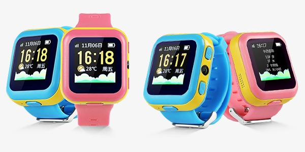 Đồng hồ thông minh cho bé Baby Kid đến từ Hàn Quốc 2019